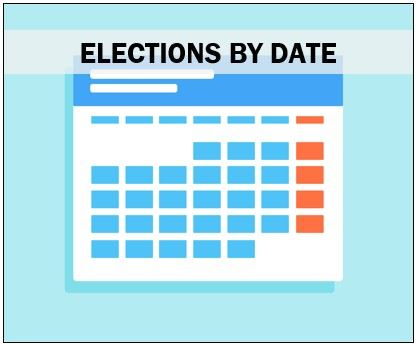 Elections by Date